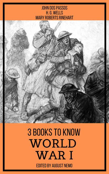 John Dos Passos 3 books to know World War I недорого