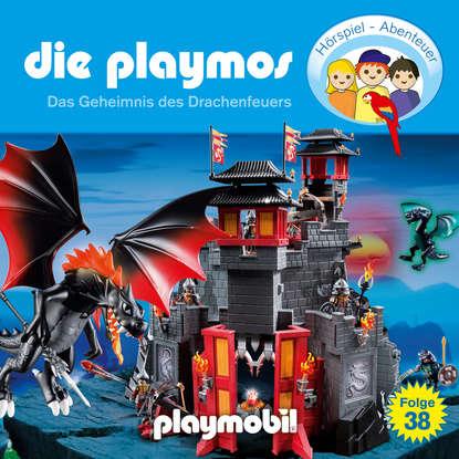 Фото - Simon X. Rost Die Playmos - Das Original Playmobil Hörspiel, Folge 38: Das Geheimnis des Drachenfeuers shaunti feldhahn das geheimnis glücklicher ehen