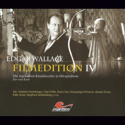 Edgar Wallace Edgar Wallace - Filmedition, Folge 10: Der rote Kreis недорого