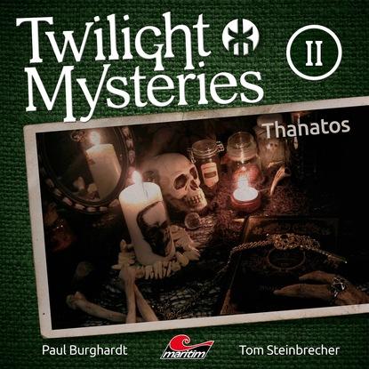 Фото - Paul Burghardt Twilight Mysteries, Die neuen Folgen, Folge 2: Thanatos paul burghardt twilight mysteries die neuen folgen folge 2 thanatos