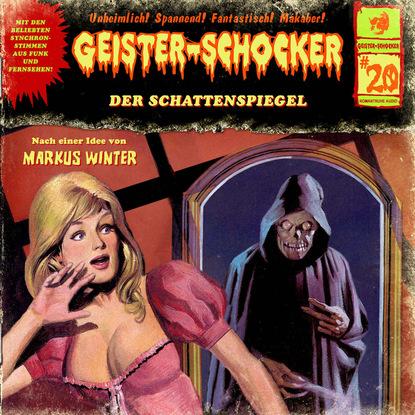 Geister-Schocker, Folge 20: Der Schattenspiegel фото