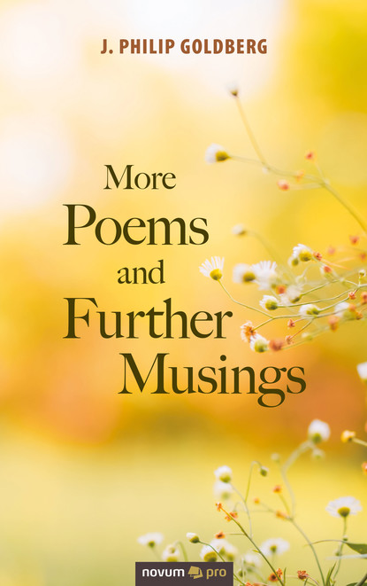 Филип Голдберг More Poems and Further Musings l ornstein musings of a piano so 65