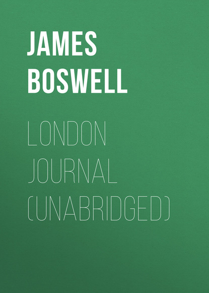James Boswell London Journal (Unabridged) james boswell the journal of a tour to the hebrides with samuel johnson ll d