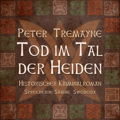 Peter Tremayne Tod im Tal der Heiden (Ungekürzt) peter tremayne behold a pale horse