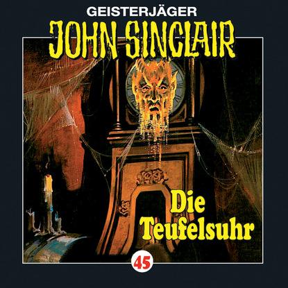 Jason Dark John Sinclair, Folge 45: Die Teufelsuhr jason dark john sinclair folge 70 die hexeninsel