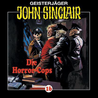 Jason Dark John Sinclair, Folge 16: Die Horror-Cops (1/3) jason dark john sinclair folge 24 die drohung 1 3