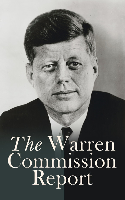 U.S. Government The Warren Commission Report anne collins john f kennedy