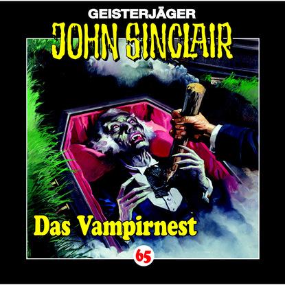 Jason Dark John Sinclair, Folge 65: Das Vampirnest jason dark john sinclair folge 2000 das höllenkreuz
