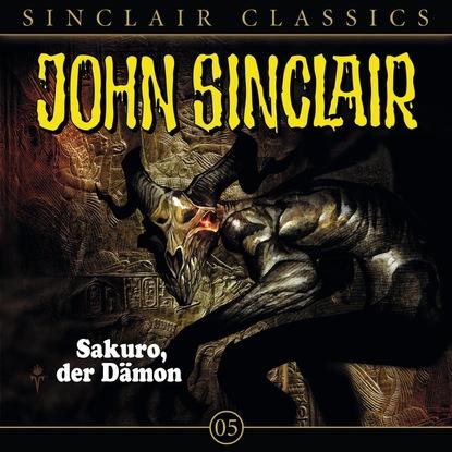 Jason Dark John Sinclair - Classics, Folge 5: Sakuro, der Dämon недорого