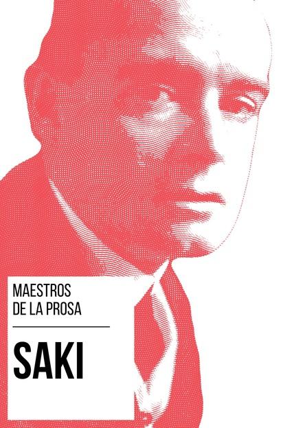 Фото - August Nemo Maestros de la Prosa - Saki august nemo maestros de la prosa saki