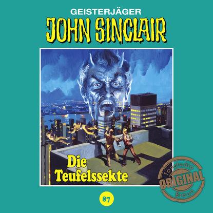 Jason Dark John Sinclair, Tonstudio Braun, Folge 87: Die Teufelssekte (Ungekürzt) jason dark john sinclair tonstudio braun folge 53 liebe die der teufel schenkt