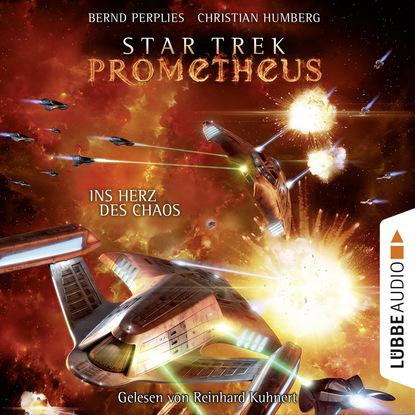 Christian Humberg Star Trek Prometheus, Teil 3: Ins Herz des Chaos (Ungekürzt) herz mdl 3 page 1