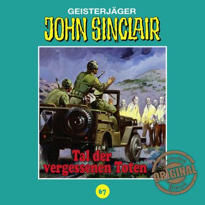 Jason Dark John Sinclair, Tonstudio Braun, Folge 67: Tal der vergessenen Toten jason dark john sinclair tonstudio braun folge 23 der leichenbrunnen