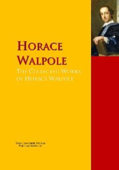 Фото - Horace Walpole The Collected Works of Horace Walpole tua by braccialini бумажник