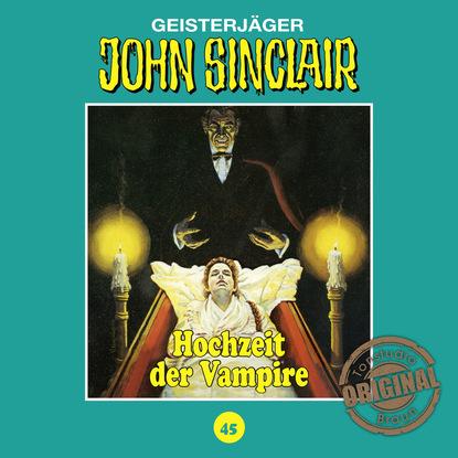 Jason Dark John Sinclair, Tonstudio Braun, Folge 45: Hochzeit der Vampire jason dark john sinclair tonstudio braun folge 42 sakuro der dämon