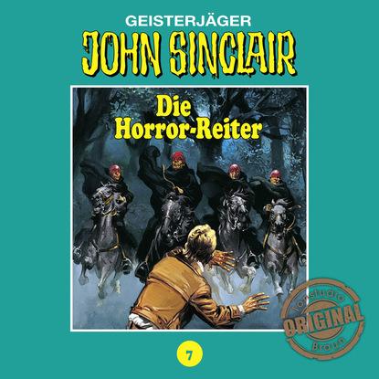 Jason Dark John Sinclair, Tonstudio Braun, Folge 7: Die Horror-Reiter jason dark john sinclair folge 16 die horror cops 1 3