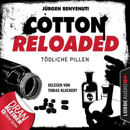 Фото - Jürgen Benvenuti Cotton Reloaded, Folge 38: Tödliche Pillen alfred bekker cotton reloaded folge 48 mister hangman