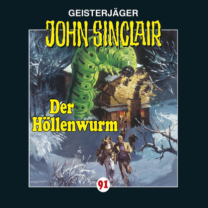 Jason Dark John Sinclair, Folge 91: Der Höllenwurm недорого