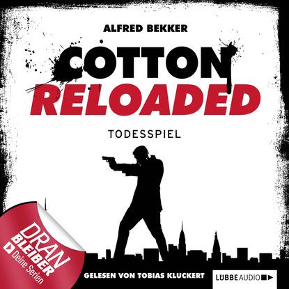 Фото - Alfred Bekker Jerry Cotton - Cotton Reloaded, Folge 9: Todesspiel alfred bekker cotton reloaded folge 48 mister hangman