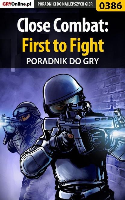 Michał Basta «Wolfen» Close Combat: First to Fight michał basta wolfen commandos strike force