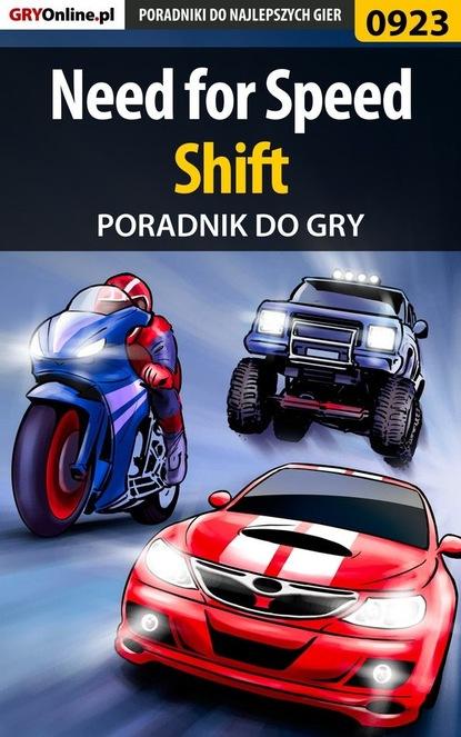 Przemysław Zamęcki Need for Speed Shift una columna de fuego