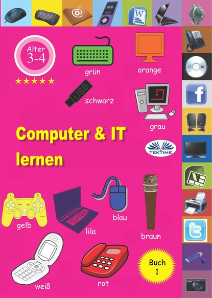 Professor Wilfred Computer & IT Lernen planet 1 arbeitsbuch