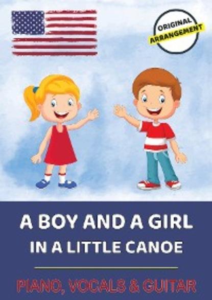 Lars Opfermann A Boy And A Girl In A Little Canoe