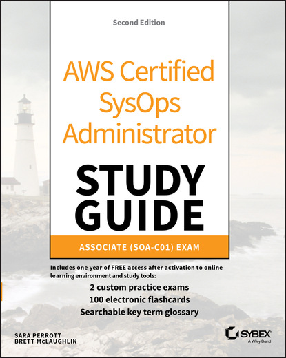 Фото - Бретт Мак-Лахлин AWS Certified SysOps Administrator Study Guide david higby clinton aws certified solutions architect study guide