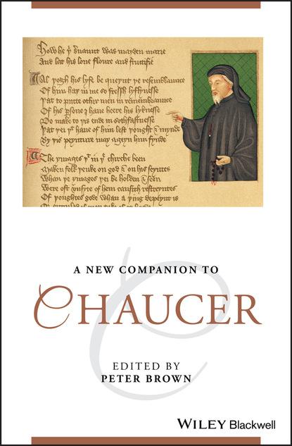 Группа авторов A New Companion to Chaucer недорого