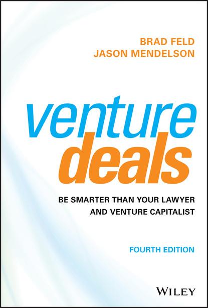 Brad Feld Venture Deals недорого