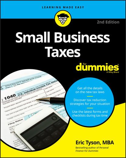 Eric Tyson Small Business Taxes For Dummies eric tyson starting a business all in one for dummies
