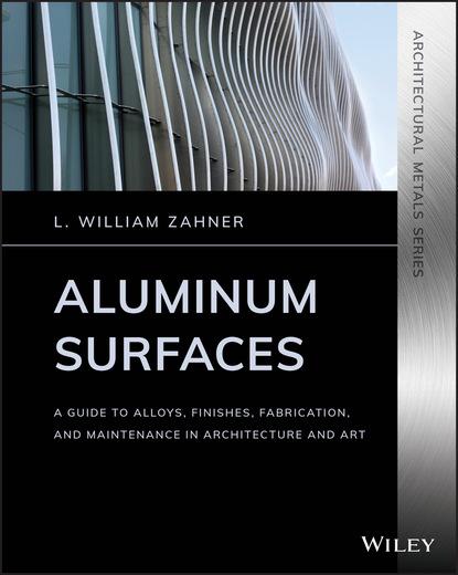 L. William Zahner Aluminum Surfaces william l wlor01bcorcn