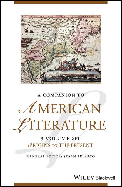 Группа авторов A Companion to American Literature недорого