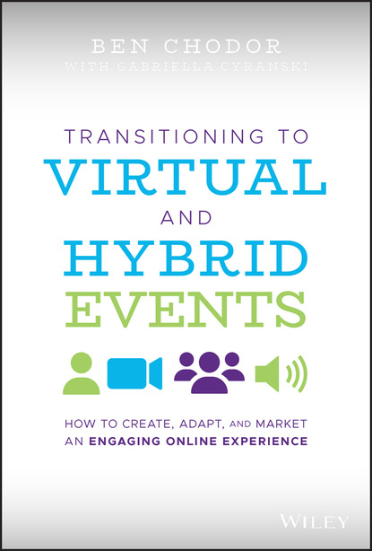 Ben Chodor Transitioning to Virtual and Hybrid Events ben agger the virtual self