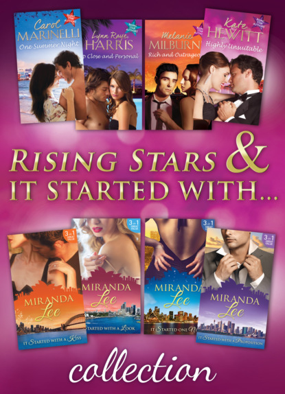 Кейт Хьюит Rising Stars & It Started With… Collections miranda dickinson it started with a kiss