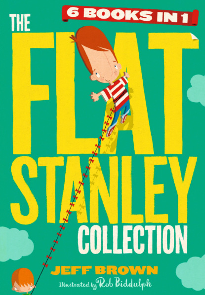 Фото - Jeff Brown The Flat Stanley Collection rob biddulph blown away