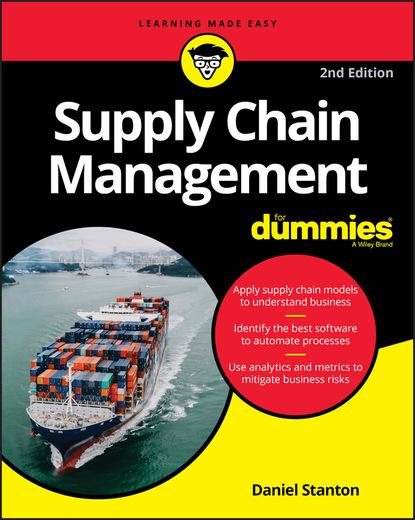 Daniel Stanton Supply Chain Management For Dummies deborah ng online community management for dummies