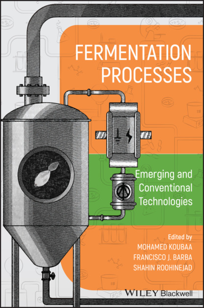 Фото - Группа авторов Fermentation Processes: Emerging and Conventional Technologies группа авторов modern manufacturing processes