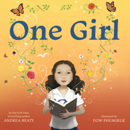 Фото - Andrea Beaty One Girl (Unabridged) andrea beaty iggy peck and the mysterious mansion unabridged