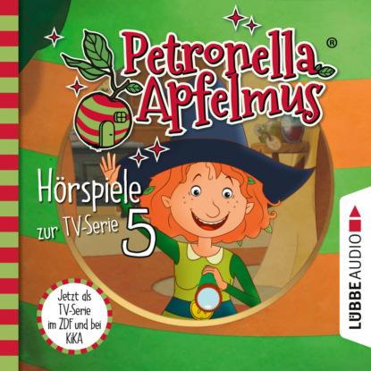 Cornelia Neudert Petronella Apfelmus, Teil 5: Was ist nur mit Dornwald los?, Blick in die Zukunft, Hilda in der Falle sabine städing petronella apfelmus teil 7 hexenschnupfen fürchten sich heckenschrate der größte wichtel der welt