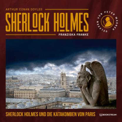 Sir Arthur Conan Doyle Sherlock Holmes und die Katakomben von Paris (Ungekürzt) недорого