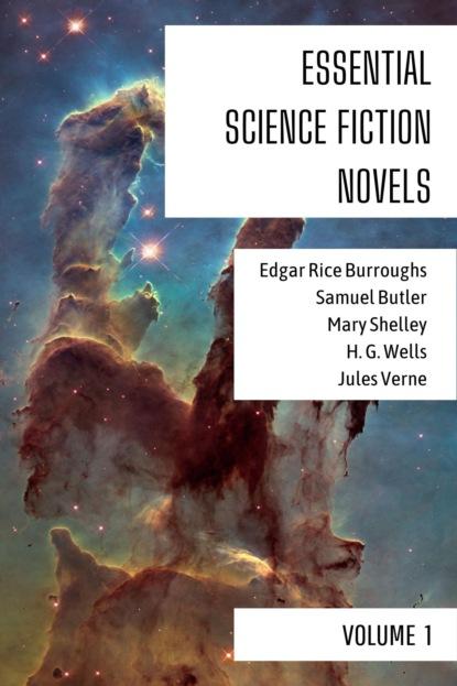 Фото - Samuel Butler Essential Science Fiction Novels - Volume 1 samuel butler the note books of samuel butler