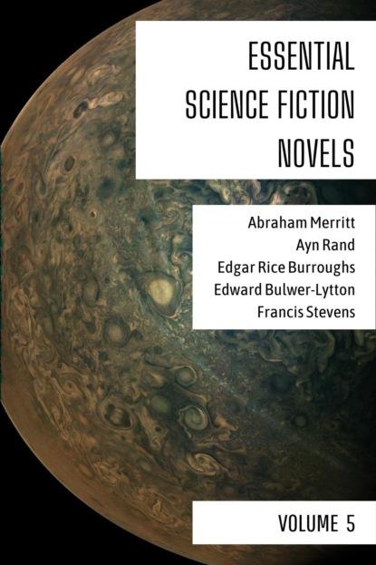 Essential Science Fiction Novels - Volume 5