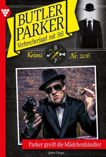Butler Parker 206 – Kriminalroman