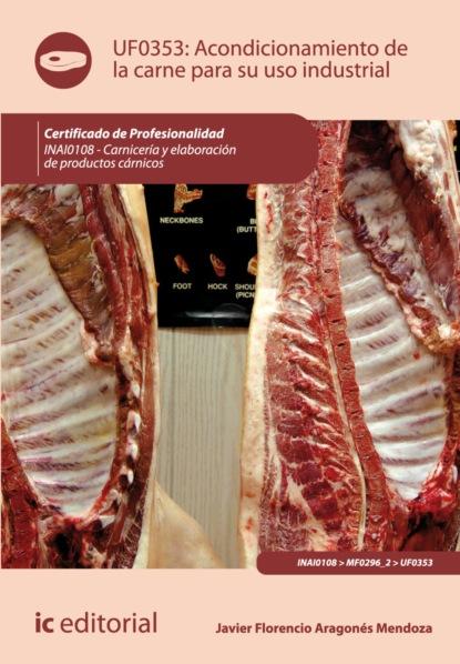 Javier Florencio Aragonés Mendoza Acondicionamiento de la carne para su uso industrial. INAI0108 juan sebastián quintero mendoza las desapariciones forzadas y los falsos positivos