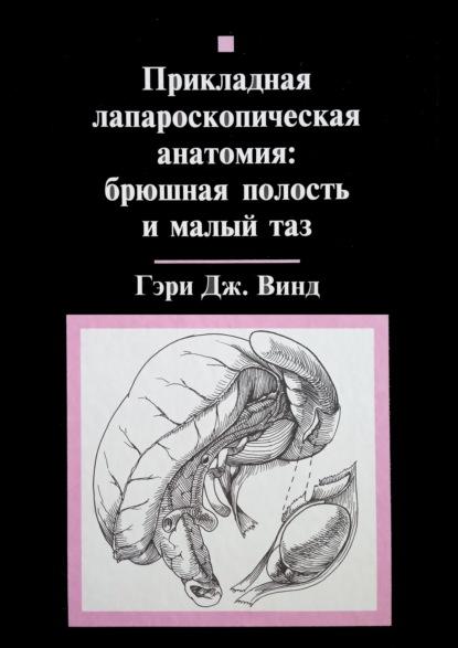 Прикладная лапароскопическая анатомия: брюшная полость и малый таз
