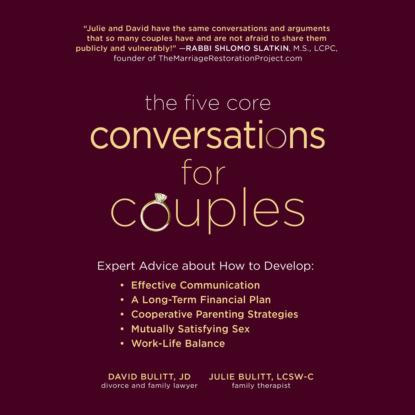 The Five Core Conversations for Couples (Unabridged)