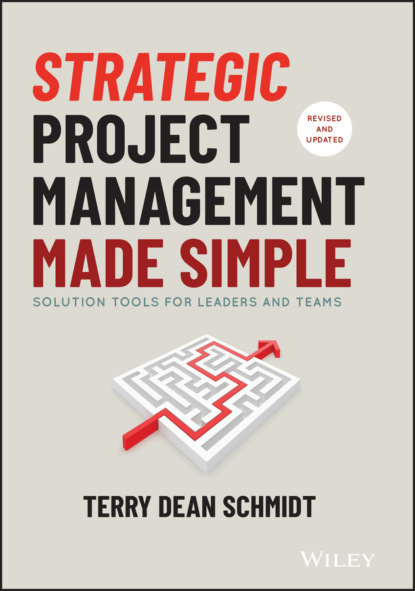 Фото - Terry Schmidt Strategic Project Management Made Simple threads sewing made simple