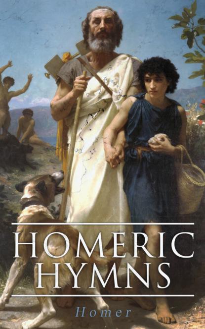 Homer Homeric Hymns 2sc5793 c5793 to 3pf