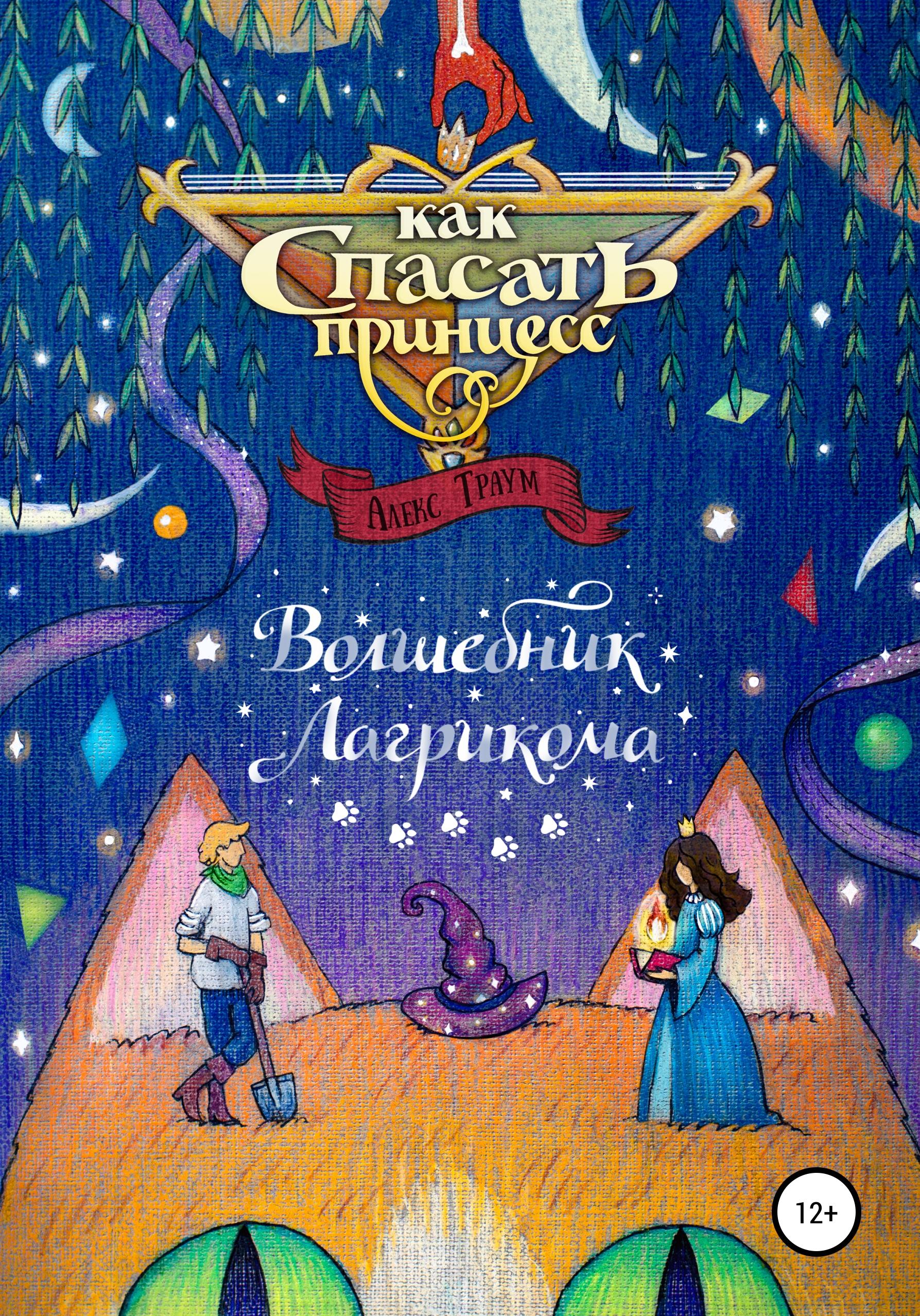 Как спасать принцесс # 1. Волшебник Лагрикома